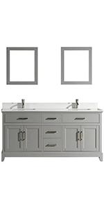 bathroom vanity set vanities side storage bath organizer sink cabinet modern