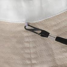 detachable chin strap adjustable rope