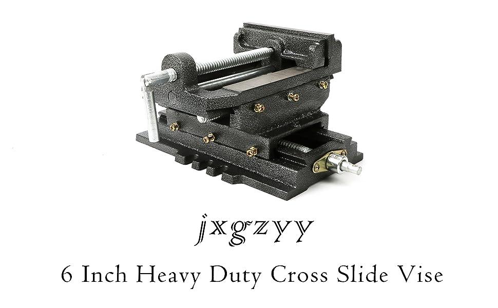 cross slide cross slide drill press vise