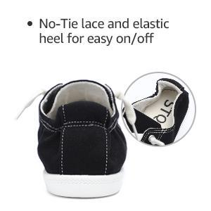 elastic back with anti-rub material