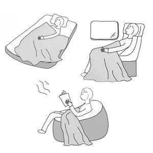 useful blanket