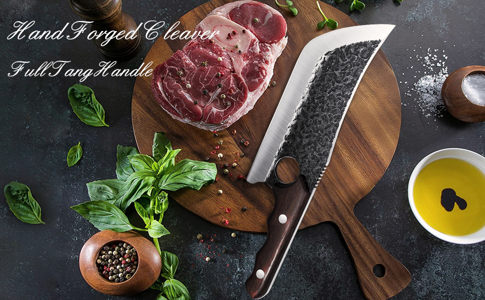 meat cleaver knife