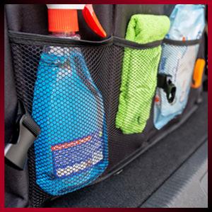 car organizers and storage trunk fortem car trunk organizer grocery trunk organizer for car
