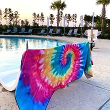 ELITE TREND SPLASH TOWEL
