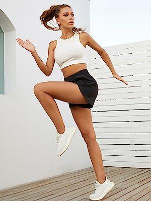 Womens athletic short