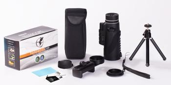 monocular telescope package