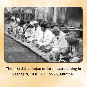 sahabhojan, inter-caste, ratnagiri, mumbai