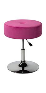 vanity stool makeup round chair