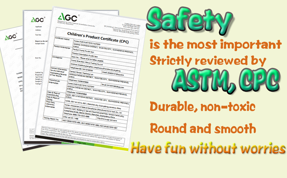 safety with astm, cpc