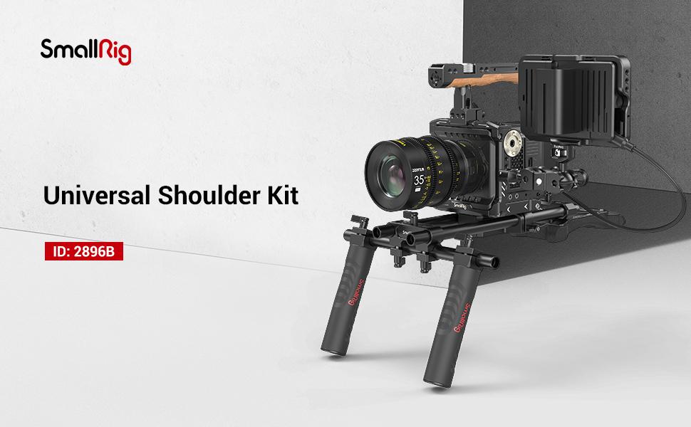 SMALLRIG Shoulder Kit 2896B