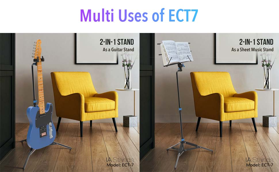 Multi Uses of ECT7