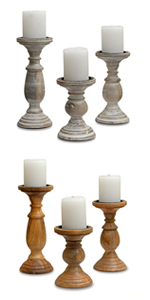 tall candle holders for pillar candles farmhouse candle holders pillar candle holder set