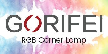 BERMOODA RGB Corner Lamp