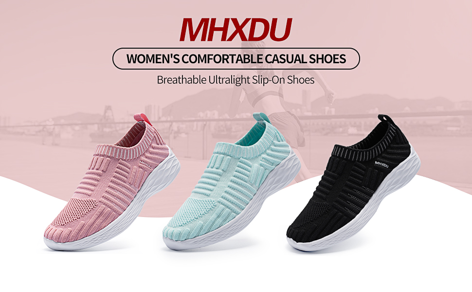 Womenamp;#39;s slip-on casual shoes