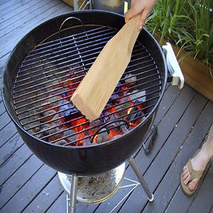 Wood Grill Scraper
