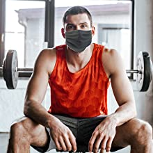 Athletic Masks made for working out
