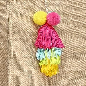Colorful Tassel