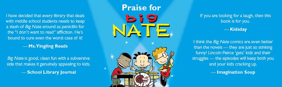 Praise for Nate