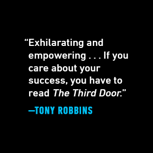 Tony Robbins says, Exhilarating and empowering... If you care about your success, read [this]
