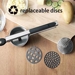 3 Changable Discs