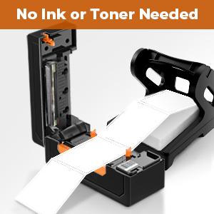 No Ink or Toner Needed