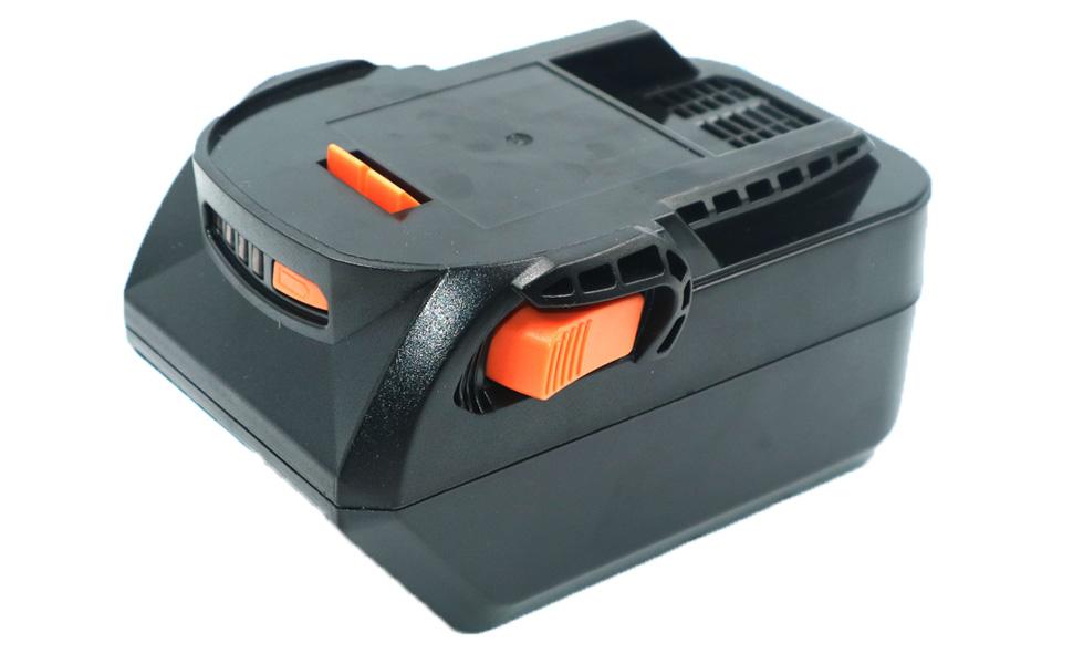 Heshunchang replacement battery 18v 3000mAh for AEG/Ridgid: L1815R B1820R L1830R B1830R