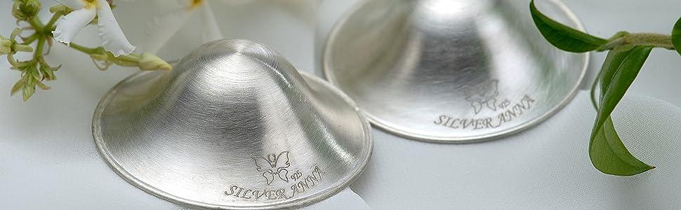 breastfeeding supplies nipple cream nursing cups newborn essentials must haves silver nursing pad