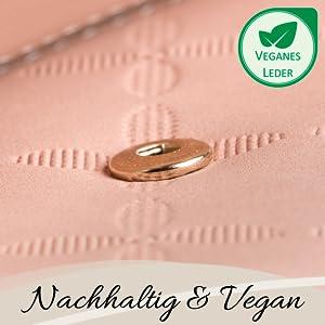 veganes Leder PU Leder tierfreundlich nachhaltig tierlieb praktisch kein Tierleid Tierwohl