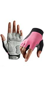 FREETOO Weight Lifting Workout Gloves for Women