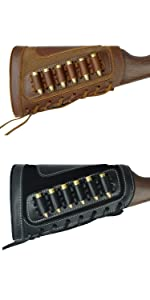 Rifle Shell holder wih Recoil pad