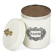 ELAN Bergen Kaffee Canister
