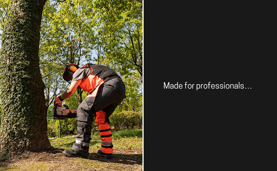 chainsaw protective gear