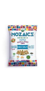 Mozaics Sea Salt Chips