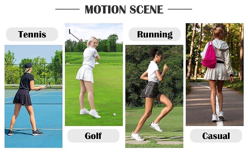 womens athletic skort