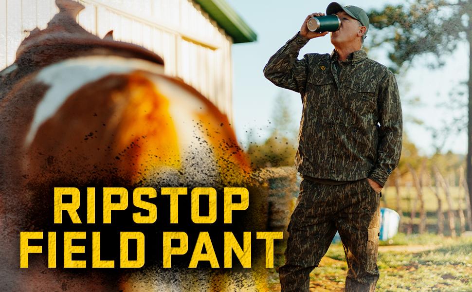 Ripstop Field Pant Header