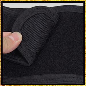 Detail- Velcro