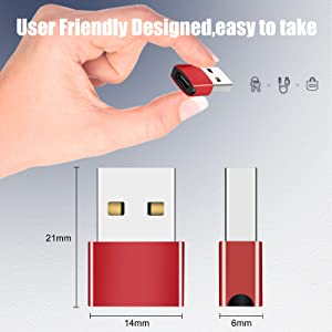 User Friendly Designed,easy to take