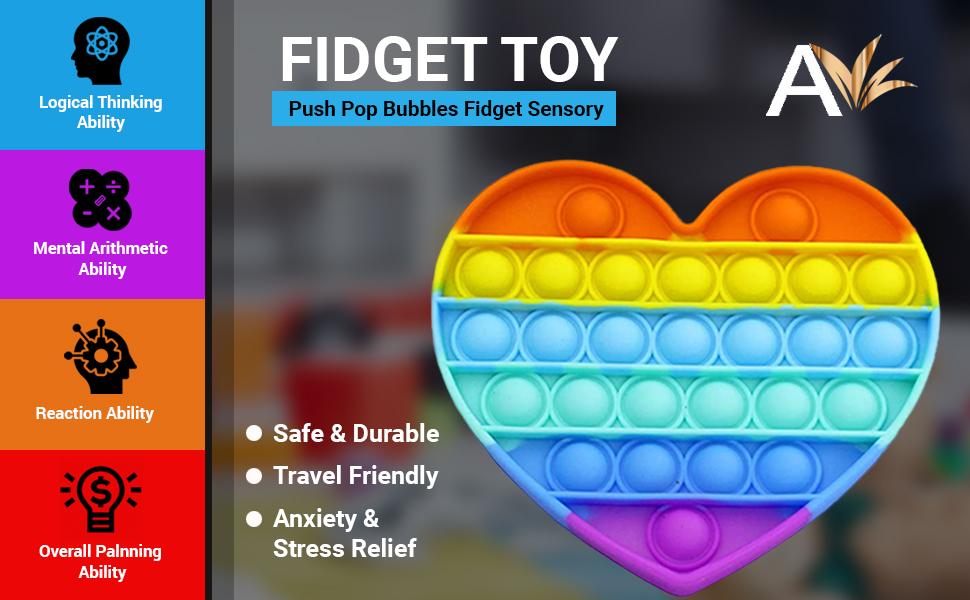 simple dimple fidget popper mini pop it sensory toys dimple figets pop it pack popit big pop it