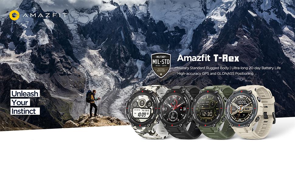 t rex smart watch 1
