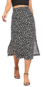 SK4104 Midi skirt