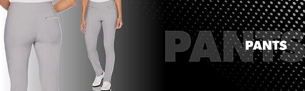 PGA TOUR women's pants