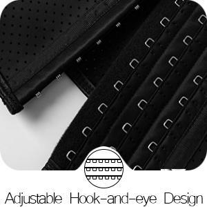 Adjustable Hook-and-eye Design