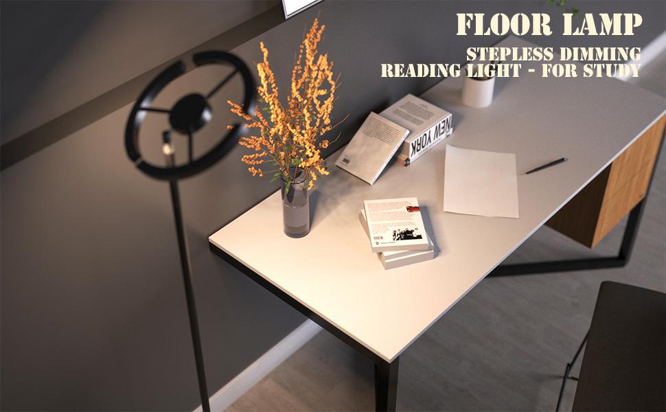 floor lamps for study