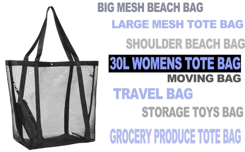 big mesh bag