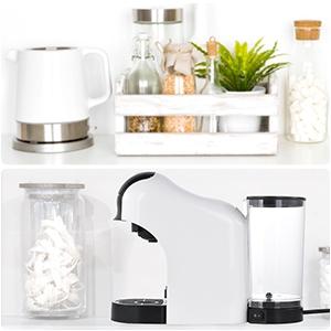 Mini Machine à café Expresso 1400W