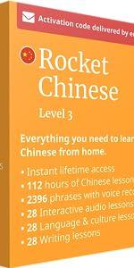 Rocket Chinese Level Three Box