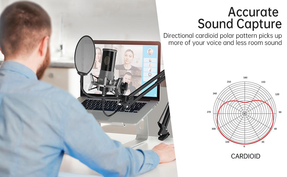 Accurate Sound Capture