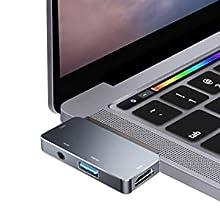 MacBook hub 301