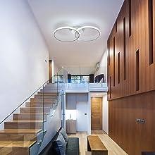 Plafoniera Moderna a LED