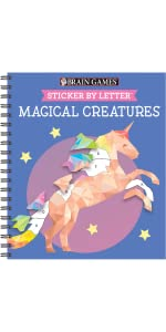 magical creatures cover